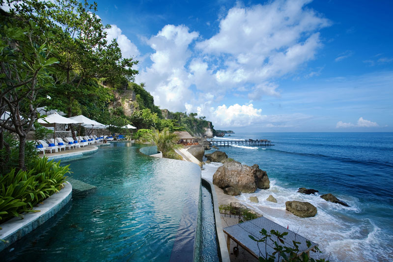infinity pool bali.  Pool Published September 12 2011 At 800  533 In Bali  For Infinity Pool